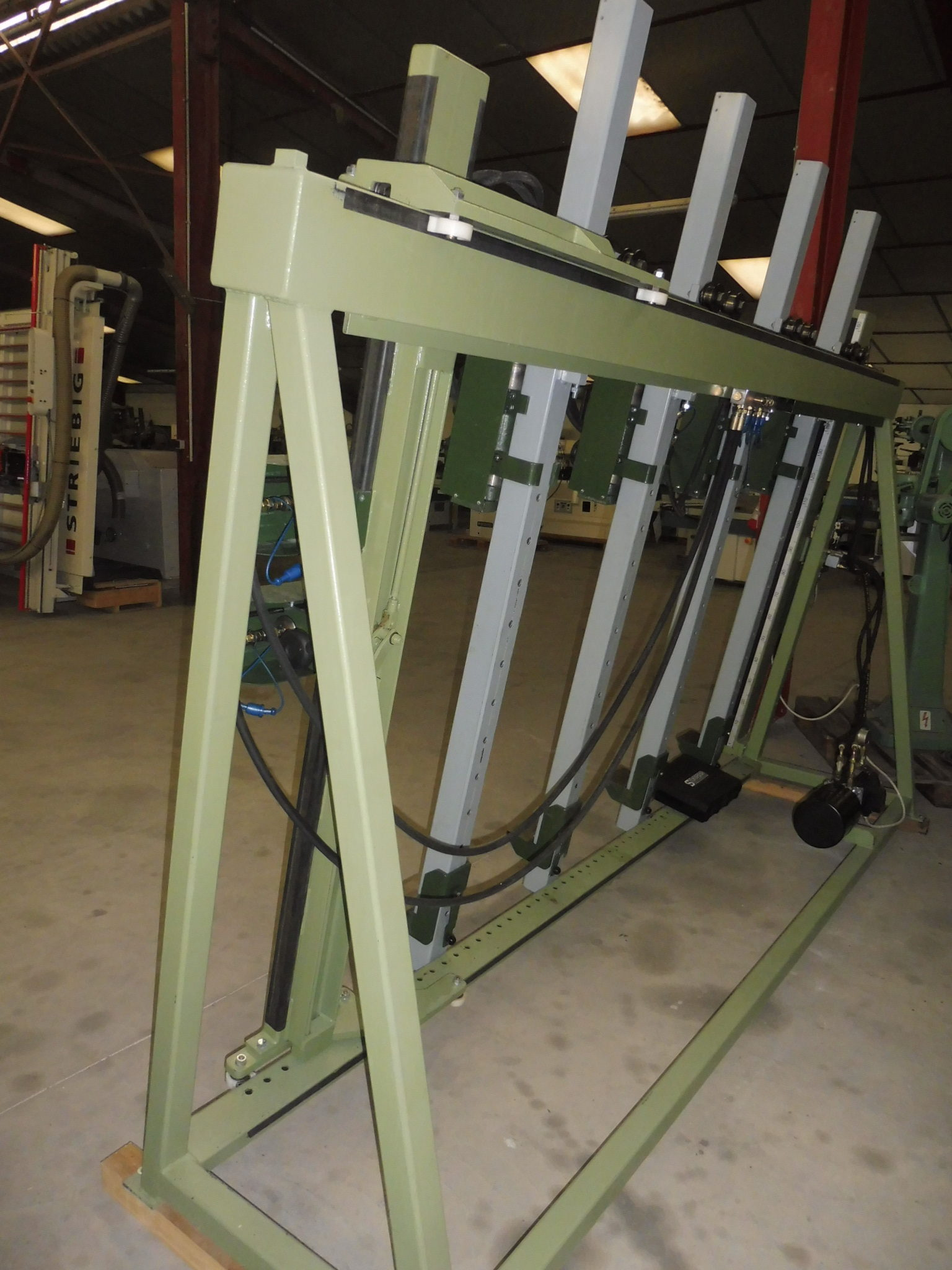 ente et réparation de machines à bois neuves et d'occasions vosges