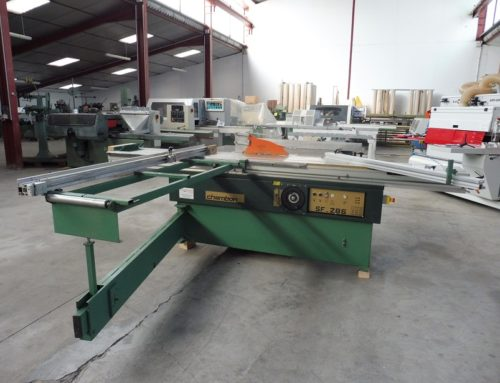 SCIE A FORMAT CHAMBON TYPE SF 286